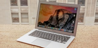 """MacBook Air"" su ""El Capitan"""
