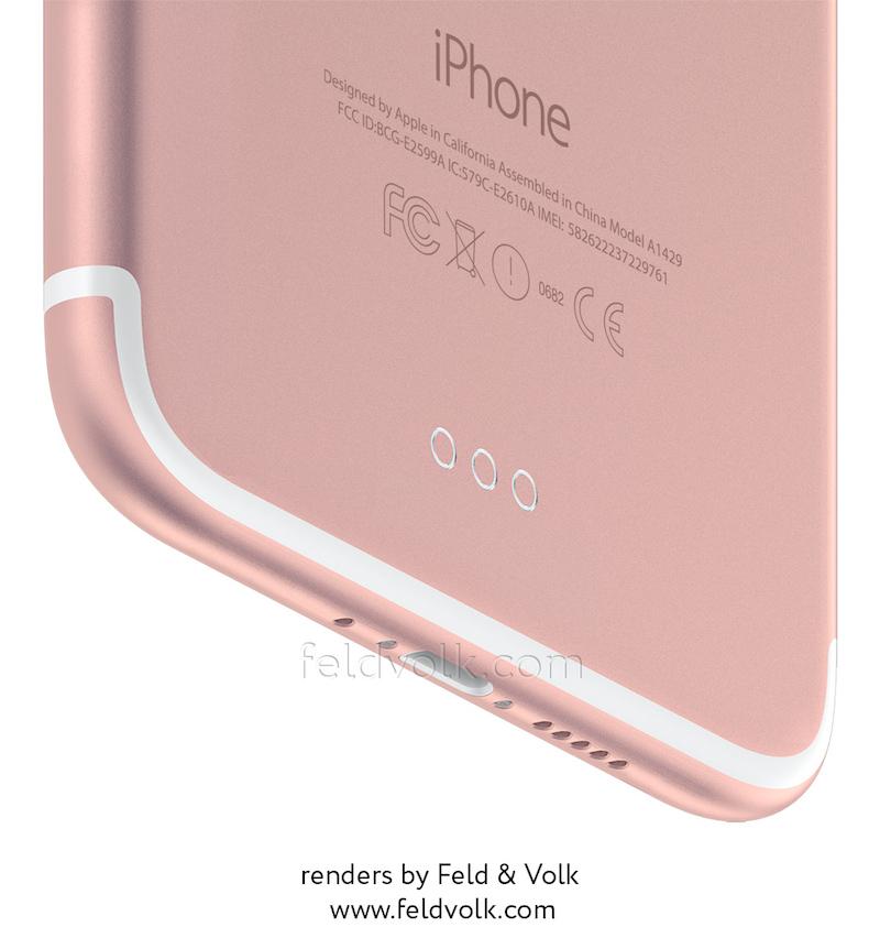 """Nutekintos galimai telefono """"iPhone 7"""" nuotraukos"""