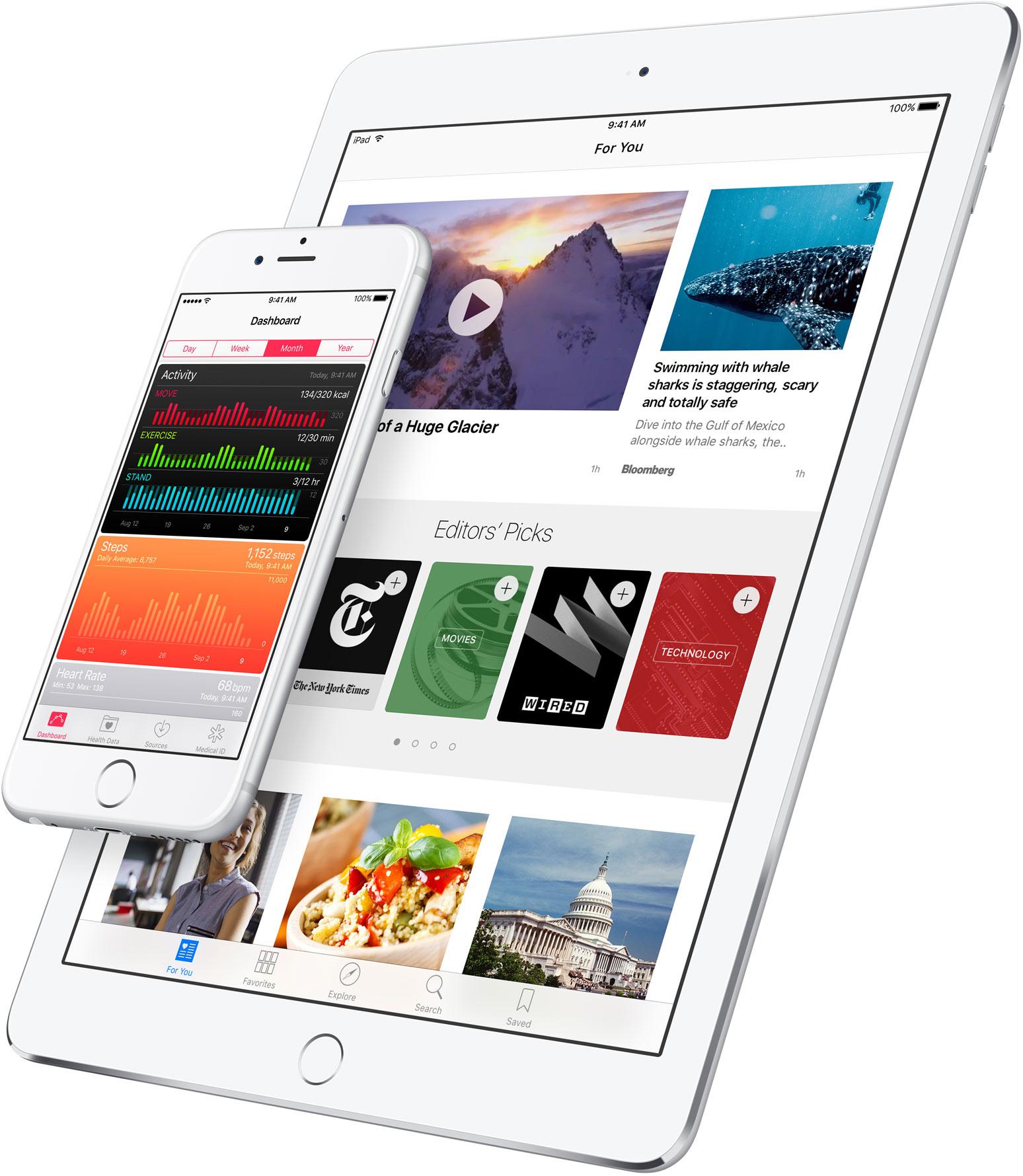"""Išleistas """"iOS 9.3.1"""" atnaujinimas, ištaisysiantis interneto nuorodų neveikimą"""