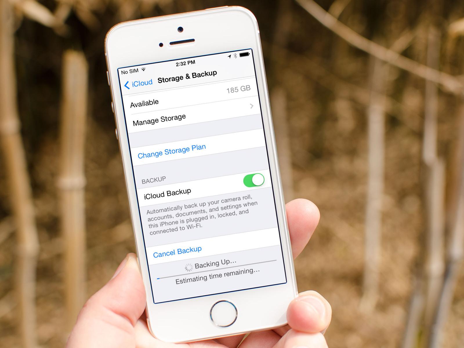 """""""iCloud"""" atsarginės kopijos nėra tokios saugios, kaip patys """"iOS"""" įrenginiai"""