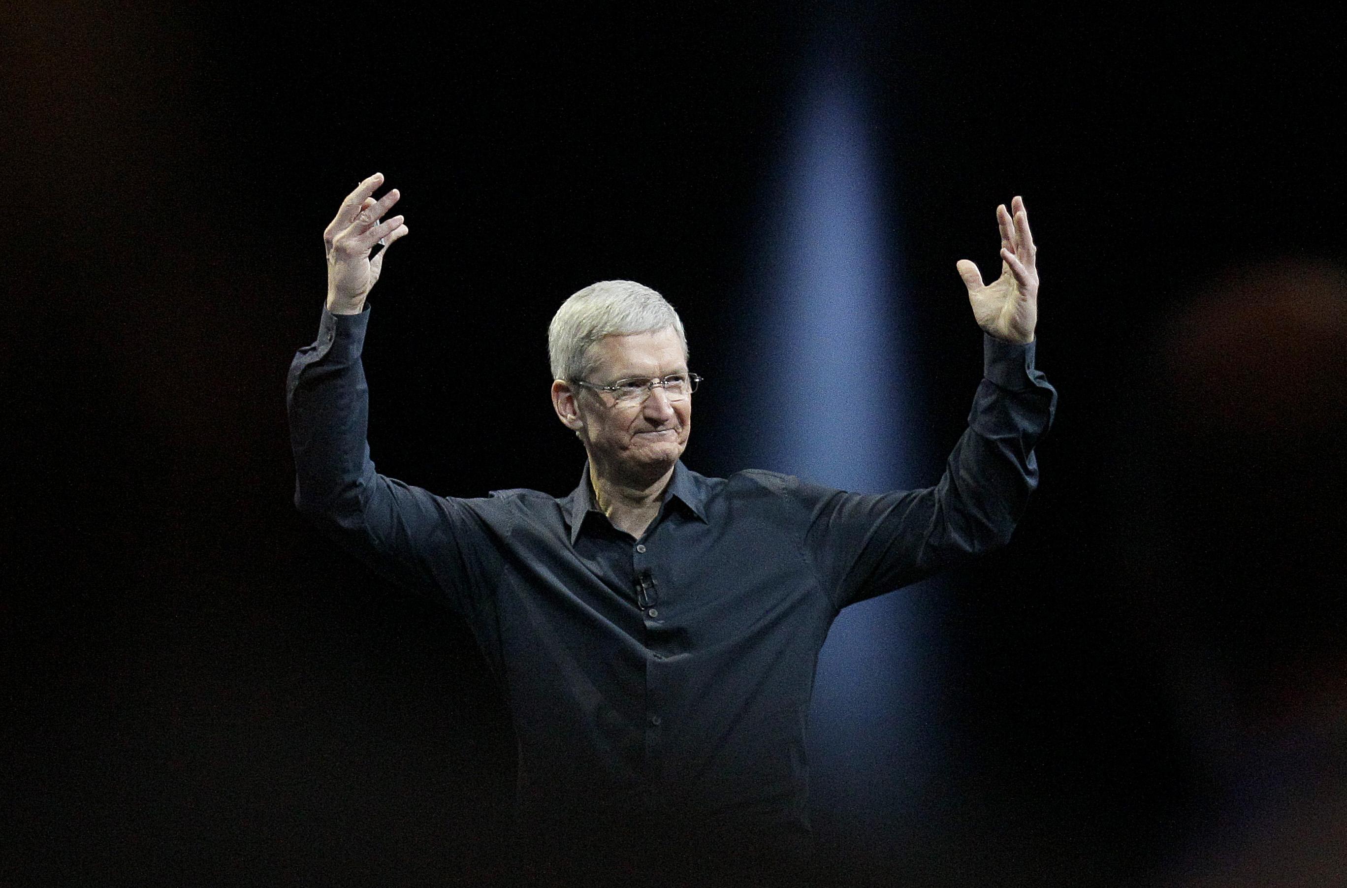 """Ar """"Apple"""" vadovas sės į kalėjimą?"""
