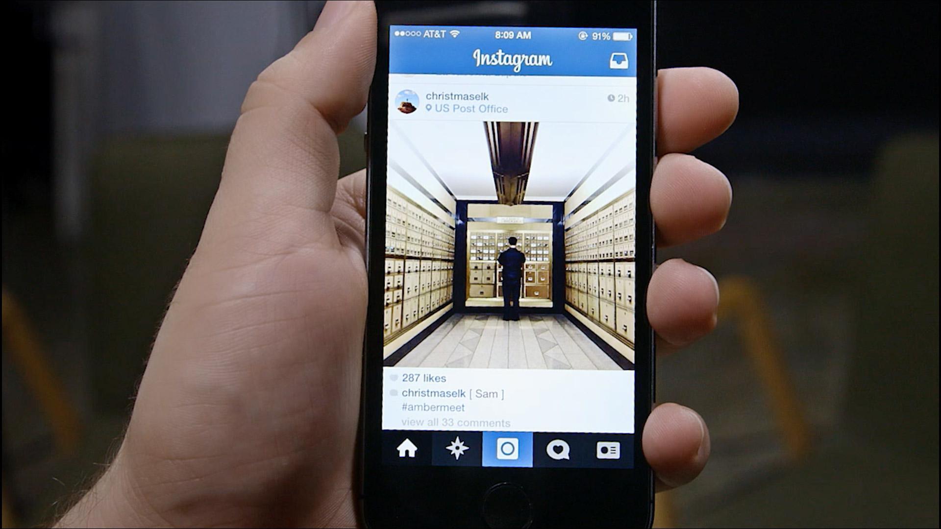 """""""Instagram"""" srautas neberodys naujausių nuotraukų"""
