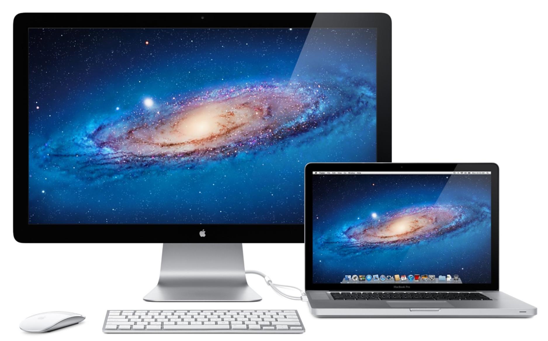 """""""Apple"""" ruošiasi atnaujinti """"Thunderbolt Display"""" monitorių?"""