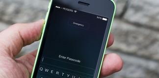 """""""iPhone"""" užraktas"""