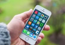 """""""iPhone"""" aplikacijos"""
