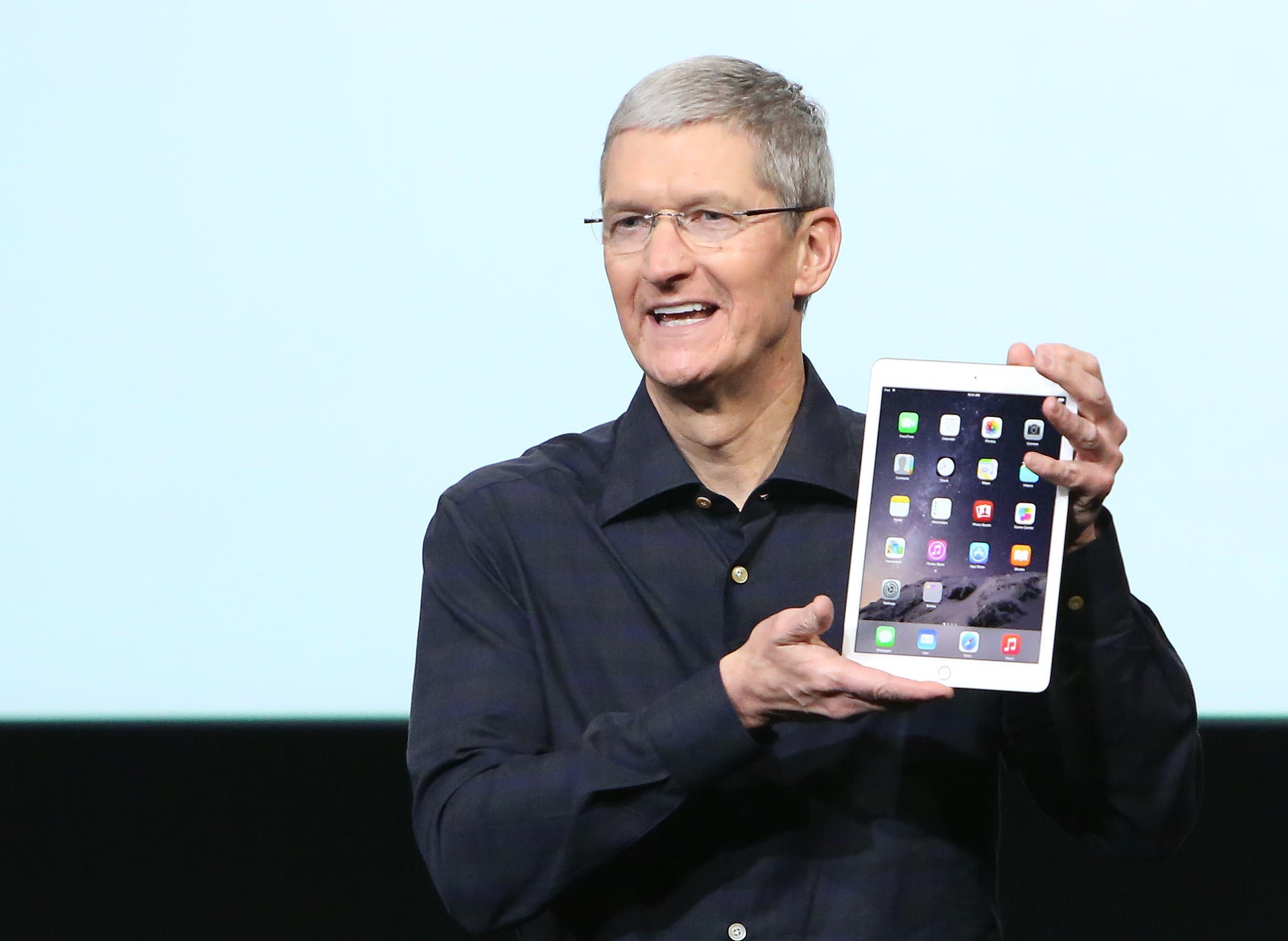 """""""Apple"""" vadovas – tarp geriausių pasaulio lyderių"""